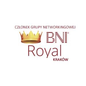 Członek BNI Royal - Kraków
